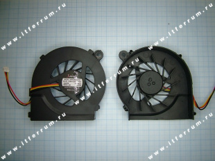 fan HP CQ62, G42, CQ42, G4, G6 3 pin Xuirdz