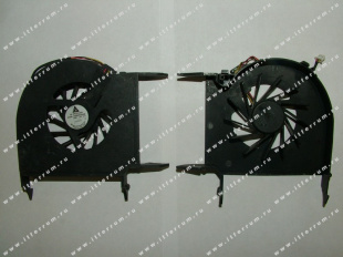 fan HP DV6, DV6-1000, DV6-1100, DV6-1200