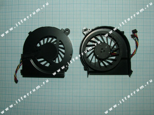 fan HP CQ62, G42, CQ42, G4, G6  4pin