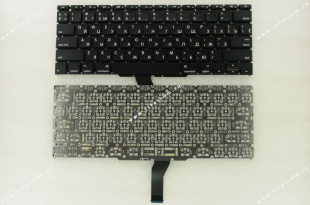 "Клавиатуры macbook air 11"" a1370 a1465 2011 2012 mc968 mc969 md223 224 (горизонтальный  enter)  для ноутбков."